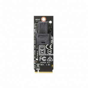 Адаптер ASUS Hyper Kit - M.2 to Mini SAS HD adapter