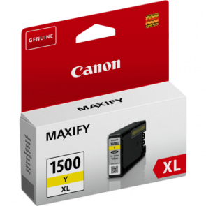 Консуматив Canon PGI-1500XL High Yield Yellow Ink Cartridge