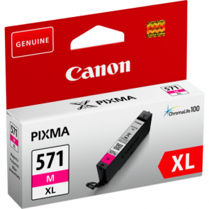Консуматив Canon CLI-571XL High Yield Magenta Ink Cartridge