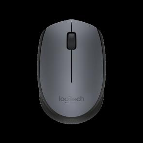 Мишка Logitech M170 Wireless Mouse Black/Grey