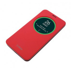 Калъф ASUS VIEW FLIP COVER RED ZE500