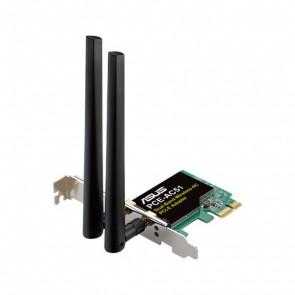 Адаптер ASUS Wireless-AC750 Dual-band PCI-E Adapter, PCE-AC51