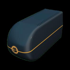 UPS устройство TUNCMATIK LITE II 1KVA