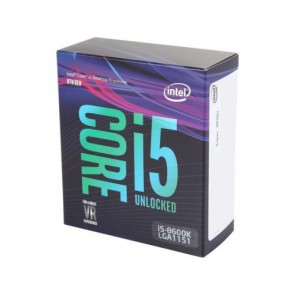 Процесор Intel Core i5-8600K, 3.6GHZ, 9MB, BOX 1151