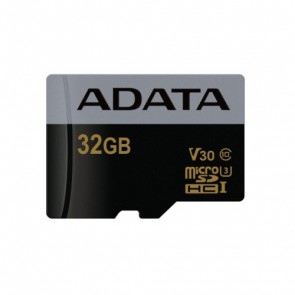 Флаш карта ADATA SDMICRO UHS-I U3 V30 32GB