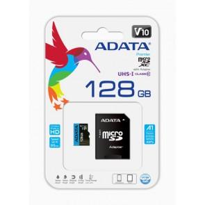 Флаш карта ADATA SDXCM+A UHS-I CL10 128GB