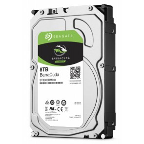 Диск SEAGATE BarraCuda ST8000DM004 8TB 256MB/5400