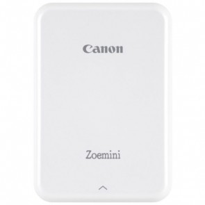Фото принтер CANON PHOTO ZOEMINI PV123 WHITE