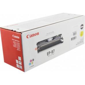 Консуматив Canon EP-87 YELLOW TONER CARTRIDGE 3a Лазерен Принтер