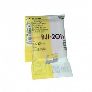 Консуматив Canon BJI-201 Yellow Ink Cartridge за мастиленоструен принтер
