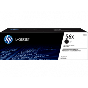 Консуматив HP 56X High Yield Black Original LaserJet Toner Cartridge