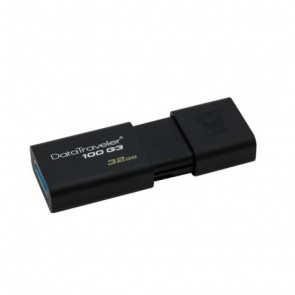 USB флаш памет KINGSTON 32GB, DataTraveler 100 G3, USB 3.0