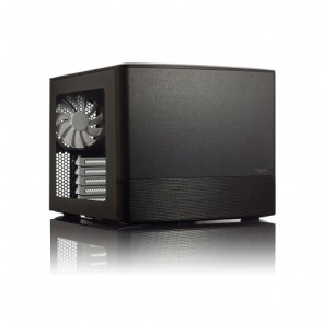 Кутия Fractal Design NODE 804 BLACK W/WINDOW