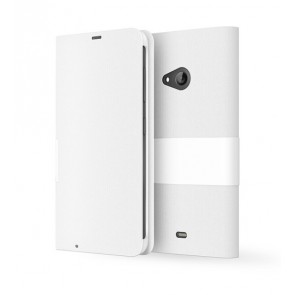 Калъф FLIP COVER LUMIA 535 WHITE