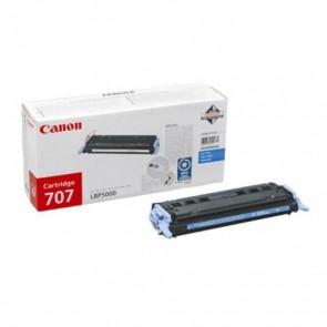 Консуматив CANON 707 Black Toner cartridge 3a Лазерен Принтер