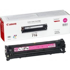 Консуматив Canon 716 MAGENTA CARTRIDGE 3a Лазерен Принтер