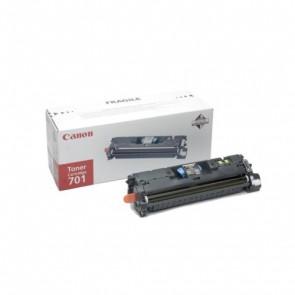 Консуматив CANON 701 Black Toner cartridge 3a Лазерен Принтер