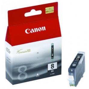 Консуматив CANON CLI-8BK за мастиленоструен принтер