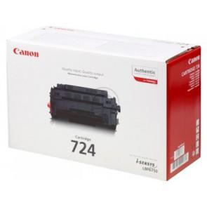 Консуматив Canon 724 Toner Cartridge