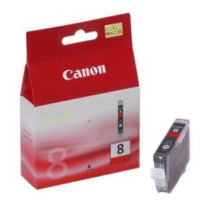 Консуматив Canon CLI-8 Red Ink Tank за мастиленоструен принтер