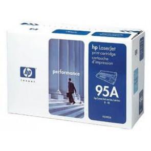 Консуматив HP 95A Black Toner Cartridge 3a Лазерен Принтер