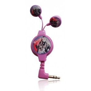 Слушалки Disney Earphone DSY-HP770 Hannah Montana