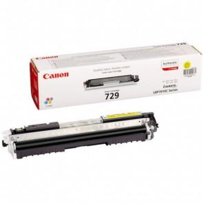 Консуматив Canon 729 Toner Cartridge Yellow