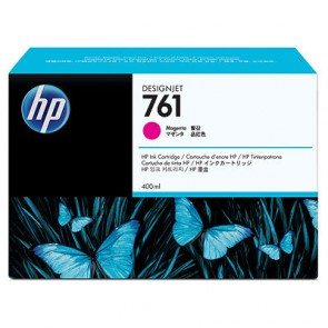 Консумативи HP 761 400-ml Magenta Designjet Ink Cartridge за плотер