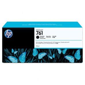 Консуматив HP 761 775-ml Matte Black Designjet Ink Cartridge за плотер