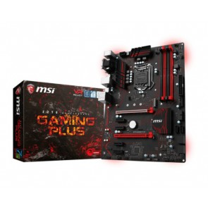 Дънна платка MSI Z270 GAMING PLUS /1151