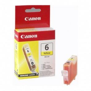 Консуматив CANON BCI-3Y Yellow Original Inkjet Cartridge за Мастиленоструйни Принтери