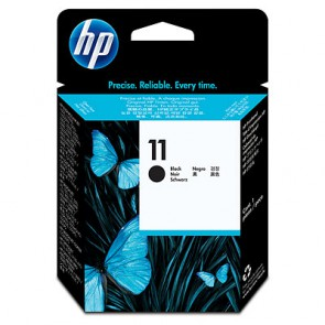 Консуматив HP 11 Black Printhead  за Плотери, за Мастиленоструйни Принтери