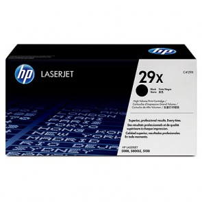 Консуматив HP 29X Black LaserJet Toner Cartridge 3a Лазерен Принтер