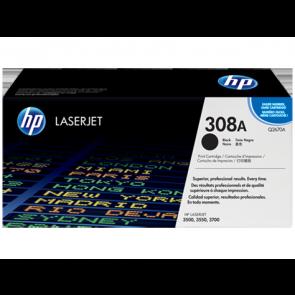 Консуматив HP 308A Black Laserjet Toner Cartridge 3a Лазерен Принтер