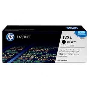 Консуматив HP 122A Black Original LaserJet Toner Cartridge 3a Лазерен Принтер