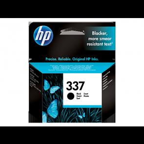 Консуматив HP 337 Black Original Ink Cartridge за мастиленоструен принтер