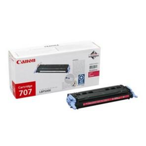 Консуматив CANON 707 Magenta Toner cartridge 3a Лазерен Принтер