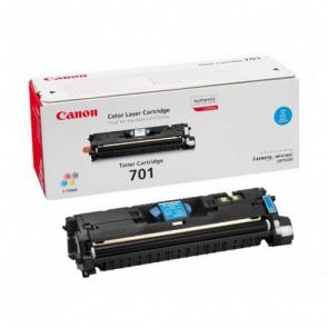Консуматив Canon 701 Cyan Toner Cartridge 3a Лазерен Принтер