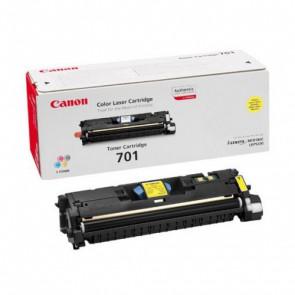 Консуматив CANON 701 Yellow Toner cartridge 3a Лазерен Принтер