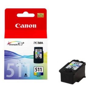 Консуматив Canon Cartridge CL-511 за Мастиленоструйни Принтери