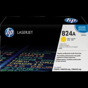 Консуматив HP 824A Yellow LaserJet Image Drum за лазерен принтер