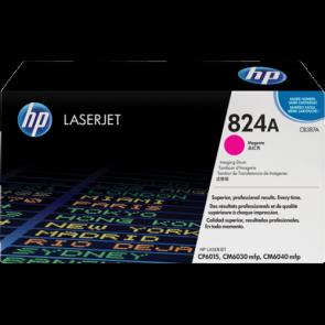 Консуматив HP 824A Magenta LaserJet Image Drum за лазерен принтер