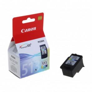 Консуматив Canon Cartridge CL-513 за Мастиленоструйни Принтери