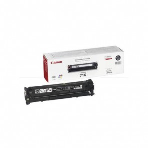 Консуматив CANON CRG-716 Black 3a Лазерен Принтер