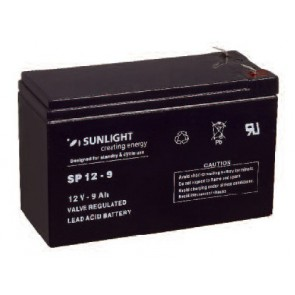 Батерия Sunlight VRLA Battery SP 12-9