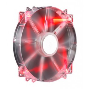 COOLERMASTER MegaFlow 200 Red LED Silent Fan