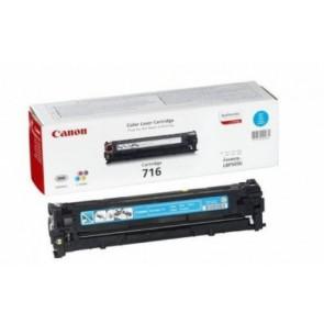 Консуматив CANON LBP CRG-716 CYAN 3a Лазерен Принтер