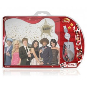 Мишка Disney Twin Pack High school Musical: Mini Mouse + Mouse Pad DSY-TP6001