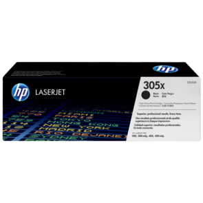 Консуматив HP 305X Black LaserJet Toner Cartridge за лазерен принтер