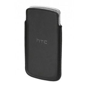 Черен калъф за HTC ONE S SLIP CASE BLACK